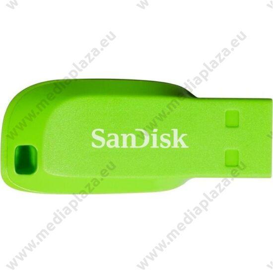 SANDISK USB 2.0 CRUZER BLADE PENDRIVE 16GB ZÖLD
