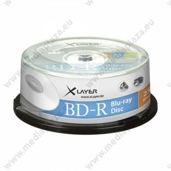 XLAYER BD-R 25GB 6X CAKE (25)