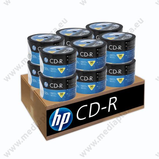 HP CD-R 52X 12 X SHRINK (50) XXL CD CSOMAG