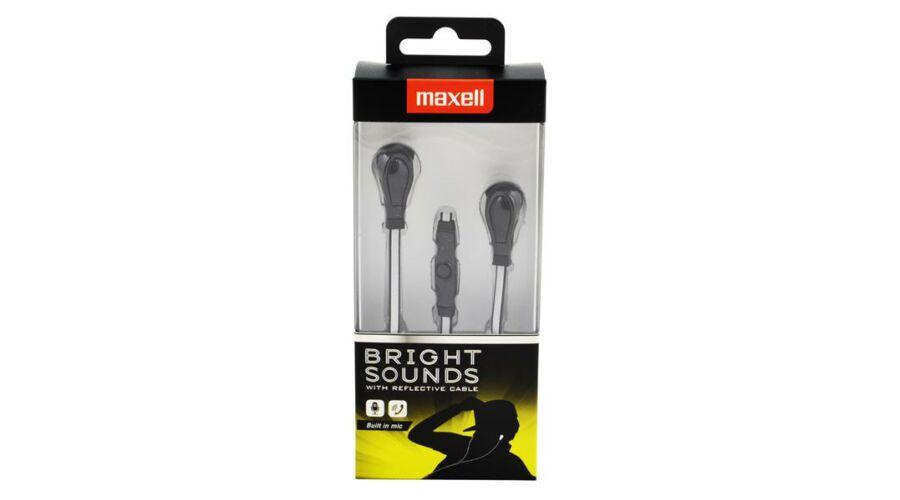 MAXELL BRIGHT SOUNDS FÜLHALLGATÓ MIKROFONNAL FEKETE - MEDIAPLAZA.EU ... b54fb0c2fe