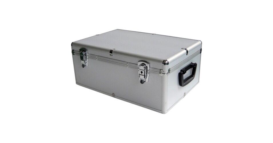 7dd61c9d6115 MEDIARANGE ALU KOFFER 500 DB-OS EZÜST - MEDIAPLAZA.EU Memóriakártya,  pendrive, külső merevlemez, egyéb adathordozó rendelés